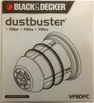 Фильтр Black+Decker VF110FC от интернет магазина VegaMarket.ru