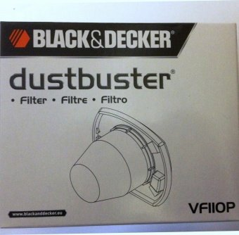 Фильтр Black+Decker VF110P от интернет магазина VegaMarket.ru
